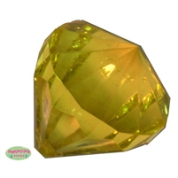 Medium Yellow Gem Pendant