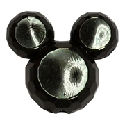 Black Mouse Beads