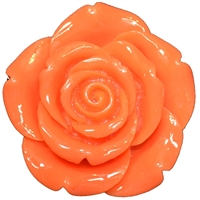 42mm Orange Flower