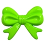 45mm Lime Bow