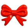 45mm Red Bow
