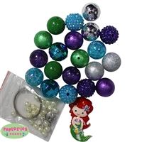 Mermaid Necklace Kit