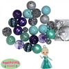 Rhinestone Elsa Frozen Necklace DIY Kit