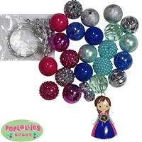 Anna Frozen Necklace DIY Kit