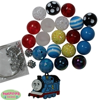 Thomas the Train Necklace Kit