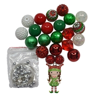 Christmas Elf Necklace Kit