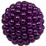 Purple Berry Bead