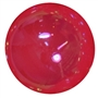 20mm Hot Pink Shiny AB Bubble Style Acrylic Gumball Bead