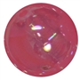 20mm Pink Shiny AB Bubble Style Acrylic Gumball Bead