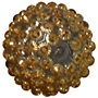 Gold Mini Rhinestone