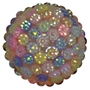 Multi Color Mini Rhinestone