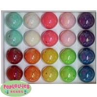 20mm Mix Color Miracle Beads