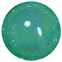 20mm Neon Mint Green Miracle AB Acrylic Bubblegum Beads