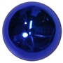 Royal Blue Mirror Bead