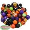 120pc Halloween Themed Mixed Bubblegum Beads