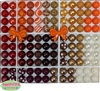 120pc Thanksgiving Themed Mixed Bubblegum Beads