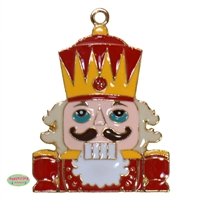 The Nutcracker Ballet Enamel Pendant