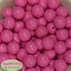 20mm Bulk Bubblegum Pink Gumball Beads