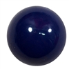 20mm Dark Navy Blue Acrylic Bubblegum Beads