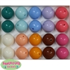 20mm Mix 2 Assorted Acrylic  Bubblegum Beads