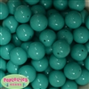 20mm Seafoam Acrylic Bubblegum Beads