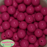 20mm Taffy Pink Gumball Beads