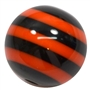 Black & Orange Stripe