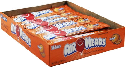 Airheads Orange - 36/box