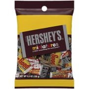 Hershey's Miniatures 5.3oz Bag
