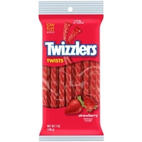 Twizzlers Strawberry 7oz Bag