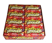 Chewy Lemonheads Fruit Mix - 24/box