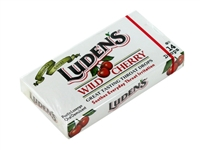 Luden's Cough Drop Wild Cherry Sticks - 20/Box