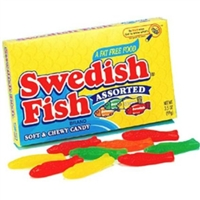 Swedish Fish Assorted Theater - 12/box
