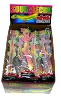 Gummi Sour Geckos - 40/box