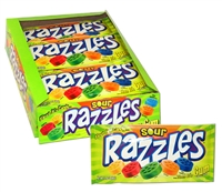 Razzles Sour - 24/box