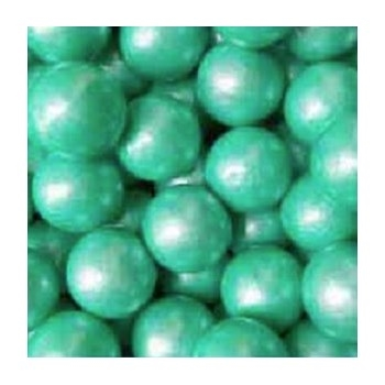 Color Splash Gumballs - Turquoise - 2lb bag