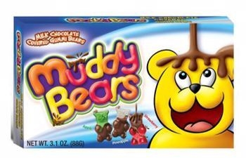 Muddy Bears - 12/box