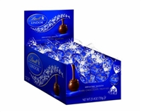 Lindt Lindor Truffles Dark Chocolate - 60/box