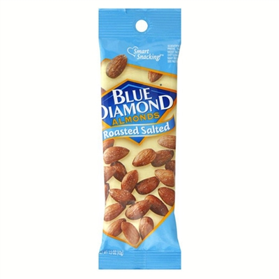 Blue Diamond Almonds-Roasted Salted