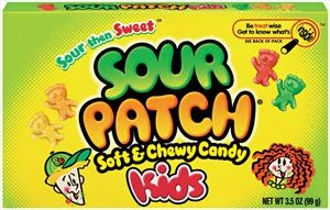 Sour Patch Kids Theater - 12/box