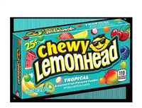 Chewy Lemonhead Tropical -  24/box