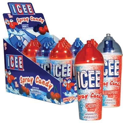 ICEE Spray Candy - 12/box