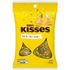 "Hershey's Kisses ""Celebration"" 7 oz bag - Yellow"