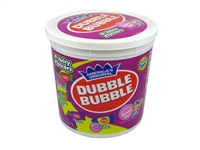 Dubble Bubble Assorted - 300/jar