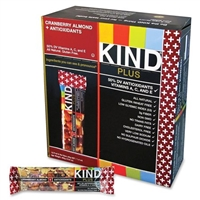 Kind Bar - Cranberry Almond 12/box