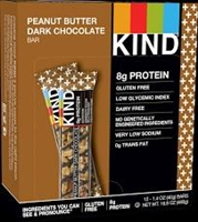 Kind Bar - Peanut Butter Dark Chocolate 12/box