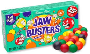 Jaw Busters - 24/box