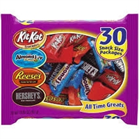 Hershey's All Time Greats Mix - 30/bag