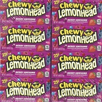 Chewy Lemonheads Berry Awesome - 24/box