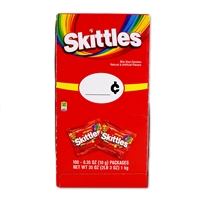 Skittles Original Fun Size .35oz - 100/box